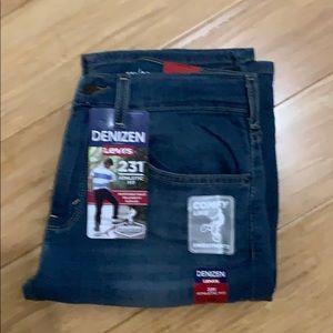 NWT boys Levi's Denizen jeans